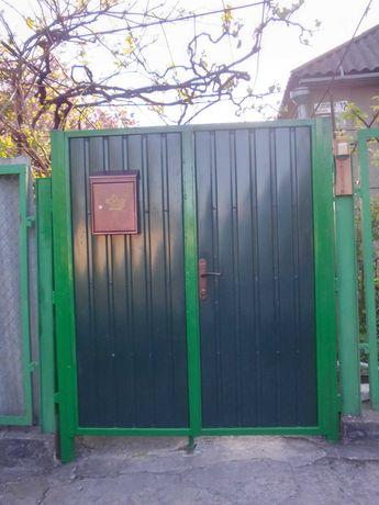 БЕСПЛАТНО...Забор ворота и калитка..Стяжка домов и гаражей каркасом..