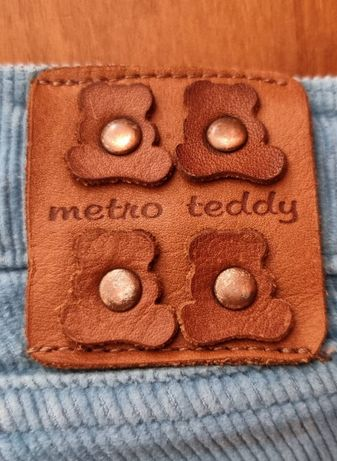 Calças Metro Teddy menina