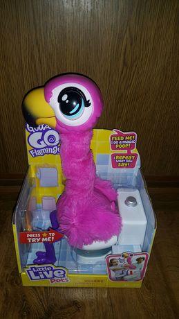 Интерактивная игрушка Фламинго Little Live Pets Go Flamingo