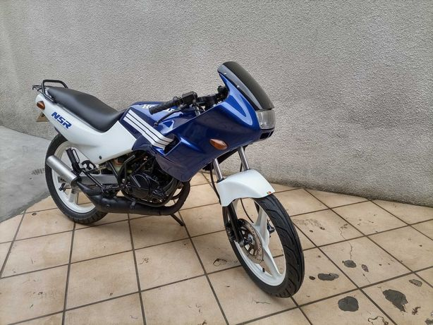 Honda NSR 50cc / Pintura nova