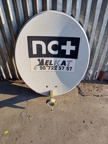 Talerz satelitarny nc+