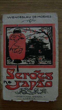wenceslau de moraes serões no japão 1ª edição