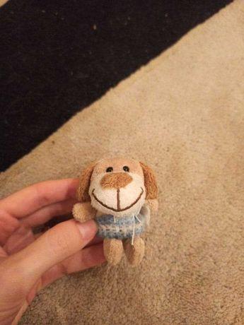 Мягкая игрушка маленькая собака