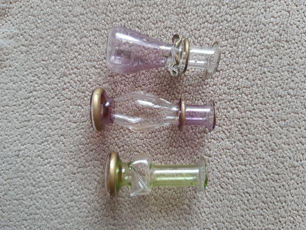 Flakoniki szklane