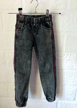 Черные джинсы на девочку