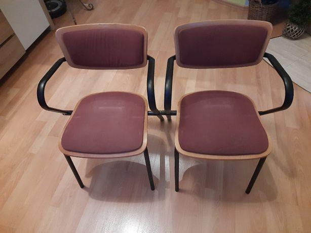 Fotele, krzesła kinowe w dobrym stanie