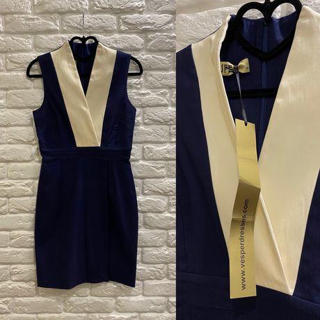 Платье новое S M zara mango guess