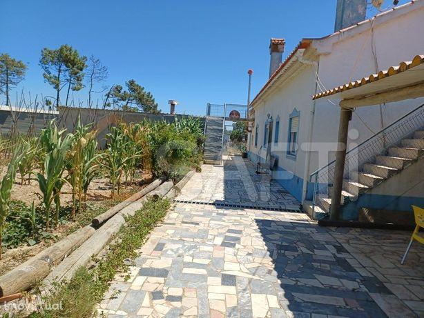 Excelente Quinta, Praia da Amália; Casa T 10 Terreno 6250...