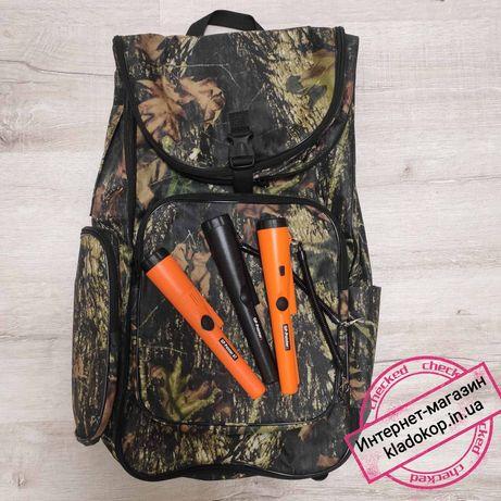 Рюкзак для металлоискателя + пинпоинтер