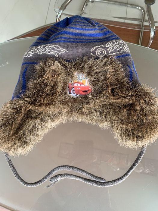 Czapka zimowa chłopięca 52 Disney McQueen Świdnik - image 1