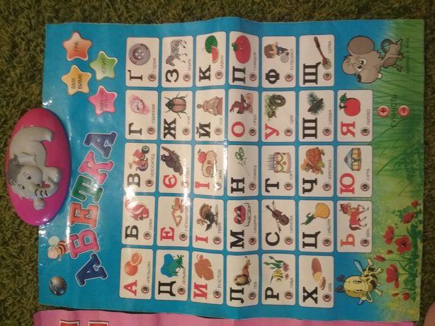 Балакаюча азбука