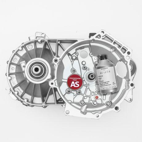 Skrzynia Biegów VW transporter T5 2.5 TDI AXE BPC JFS GWB KPE KCQ olej