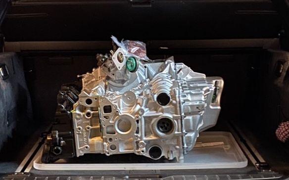 Motor BMW RECONSTRUIDO F10 F11 F20 F21 F30 F31 N47D20C 120d 320d 520d