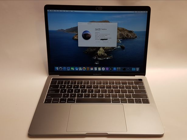 "Macbook Pro 13"" 2017 / i7 / 16GB RAM / 512GB SSD"