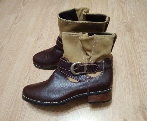 Ботиночки кожаные Timberland