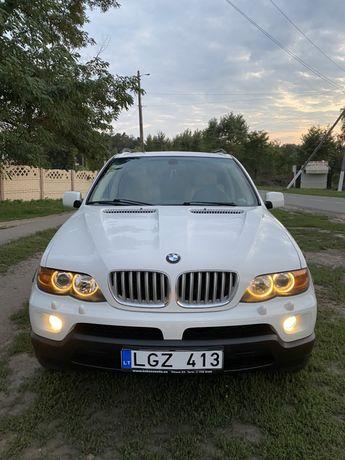 Срочо BMW X5 (Рестайлинг 2005 года выпуска  ) Не Бит - В Родной Краске
