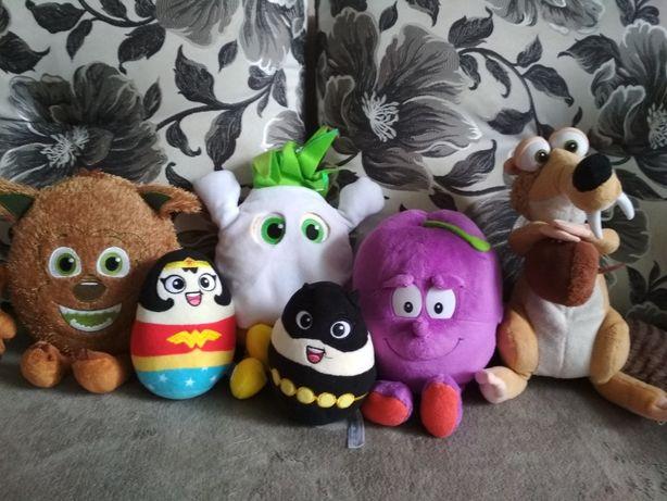 М'які іграшки Білла та інші