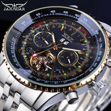 Часы мужские механические с автоподзаводом Jaragar Luxury