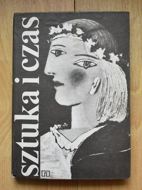 Sztuka i czas (cz. 4 od 1900 r. do współczesności) - Barbara Osińska