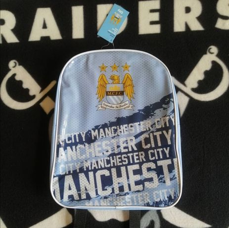 Оригинал. Рюкзак Manchester City голограмма футбол
