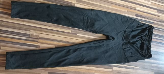 Spodnie ciążowe czarne S-M