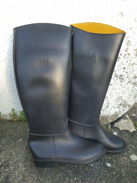 Vendo botas de equitação N° 36