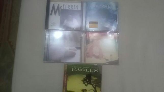 CD s em lotes diversos