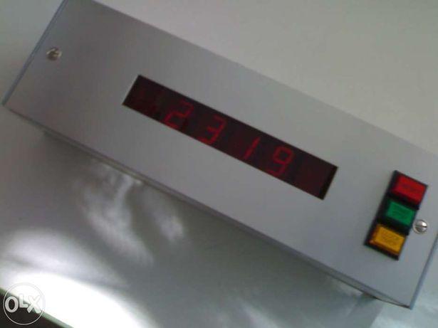 Relógio Digital Electrónico