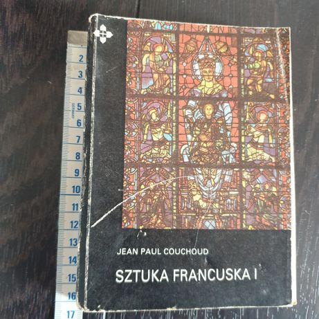 Couchoud Sztuka francuska I 1985