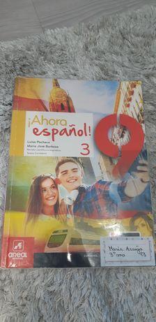 ¡Ahora Español! - Manual Espanhol 9° ano