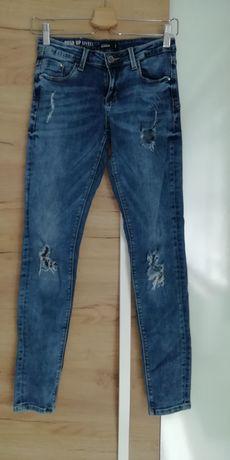 Spodnie, jeansy damskie diverse