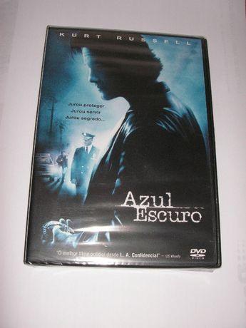 DVD Azul Escuro (NOVO)
