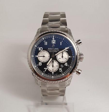 Новые Breitling Navitimer 8 B01 Chronograph 43 AB0117131B1A1