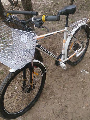 горный велосипед оптима на 29 колесах