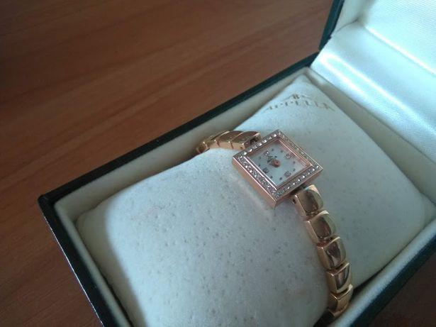 Швейцарские Часы с ПОЗОЛОТОЙ Appella