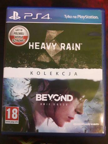Heavy Rain w kolekcji z Beyond ps4