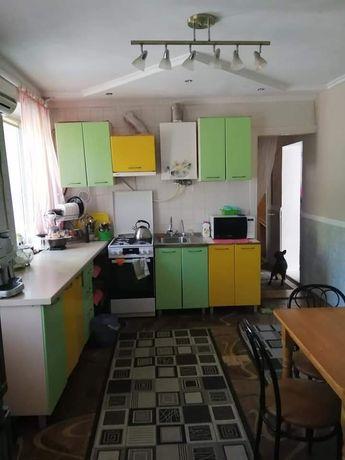 2х комнатная квартира с верандой и автономным отоплением