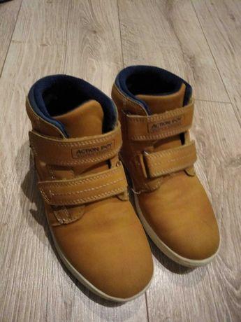 Sprzedam buty przejściowe na chłopca rozmiar 32