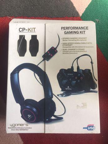 4gamers cp-kit gaming kit PlayStation 3 ps3