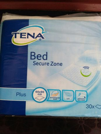 Пеленки Tena bed plus 60×60
