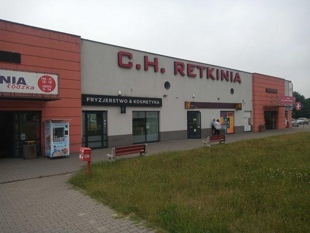 Lokal sprzedam C.H.Retkinia