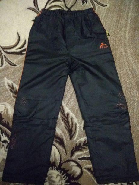 Зимние штаны на синтепоне