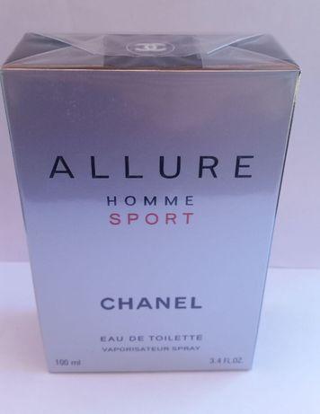 Perfumy Chanel Allure Home Sport 100ml EDT PIĘKNY ZAPACH