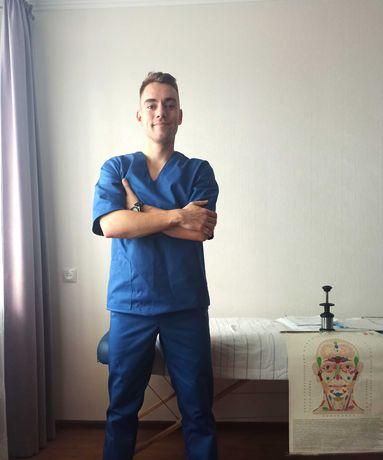 Массаж , спортивный массаж, мануальная терапия