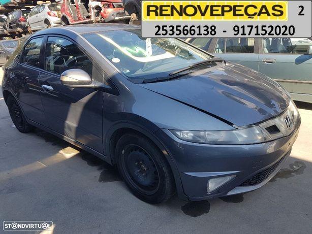 Peças Honda Civic VIII 2.2 i-CTDi de 2010