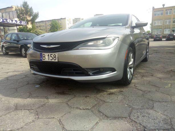 Chrysler 200s 3.6 benzyna
