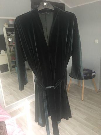 Sukienka zara xl welur