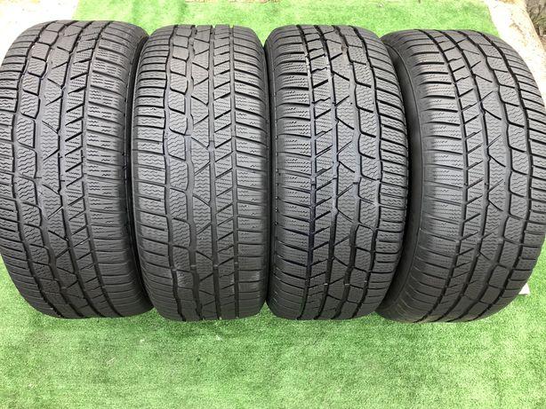 Зимові шини 245/50 r18 Continental. 8мм. 2017р.