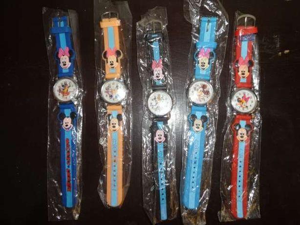 Relógio Criança Mickey (novo) - Oferta de portes de envio