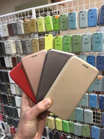 Чехол книжка , раскладушка . Samsung , Xiaomi Huawei